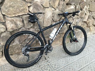 Bicicleta Scott Scale 740 talla m