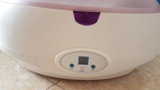 Calentador de parafina digital