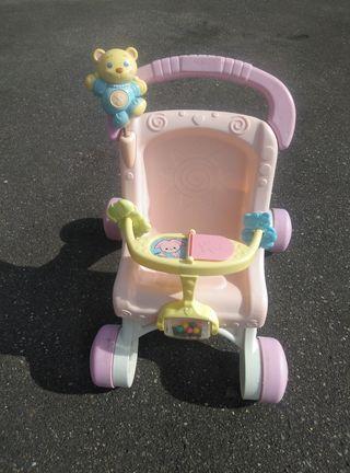 correpasillos de silla para muñecas
