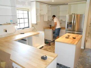 Montador de muebles y cocinas