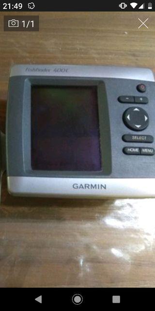 Sonda Garmin Fishfinder 400C