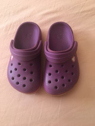 Crocs classic niña 6 / 7