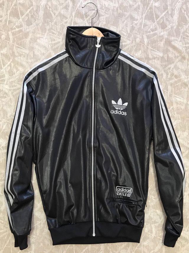Sudadera negra Adidas