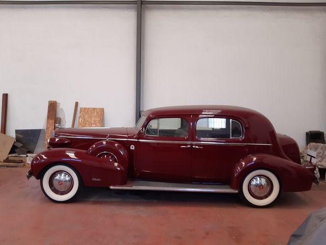 Cadillac Fleetwood 1937