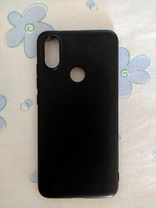 Funda Xiaomi Mi A2 / Mi 6X negra NUEVA