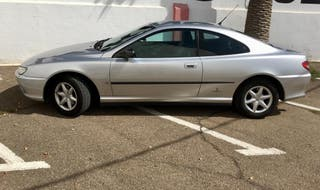 Peugeot 406 Coupe 2004