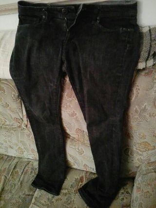 pantalon largo vaquero volcom