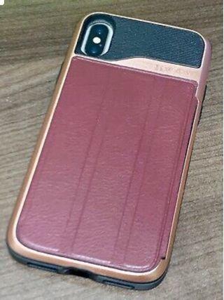 Apple iPhoneX -256GB- silver(UNLOCKED)mintcondi