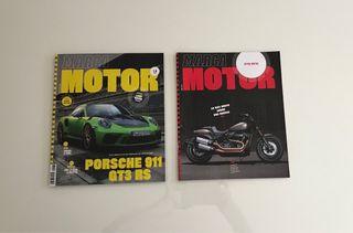 Revistas marca motor