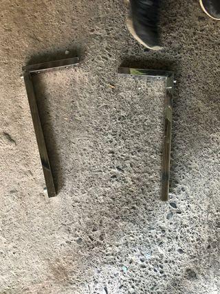 lavabo vidrio templado suspendido