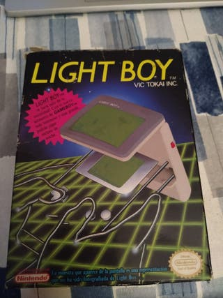 light boy nintendo game boy