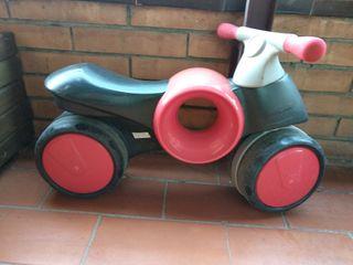 moto, correpasillos sin pedales imaginrium