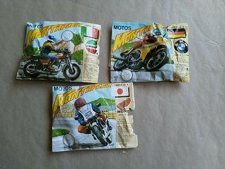 Montaplex Lote sobres motos
