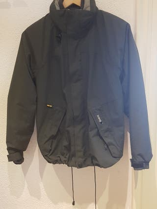 trangoworld abrigo con forro desmontable