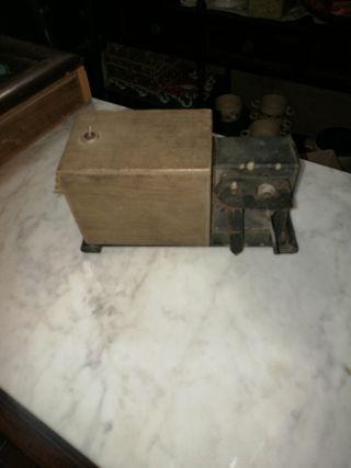 cámara proyector antiguo