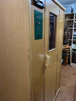 Sauna ideal para gimnasios o casas particulares