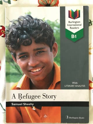 Libro Ingles A Refugee Story