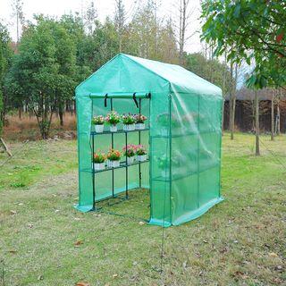 Invernadero de Jardín Vivero Casero Plantas 3 Piso