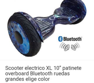 """HOVERBOARD PATINETE 10"""""""