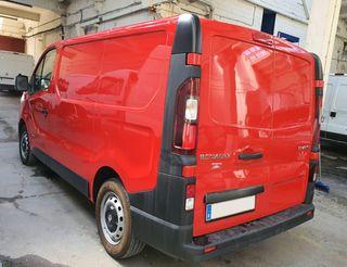 Renault Trafic L1 H1 furgón 115cv