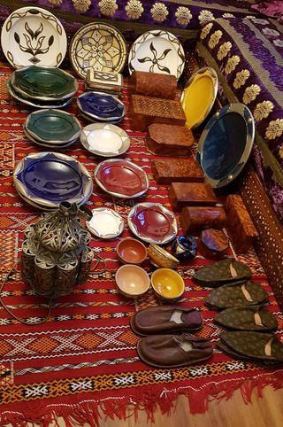 Homedecor ,living room, crafts, plates