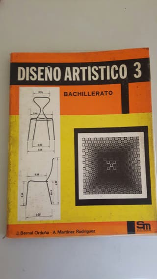 Libro Diseño Artistico 3- Bachillerato SM