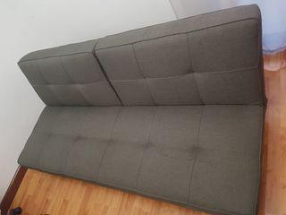 Sofa Cama baja altura Multiple positiones !