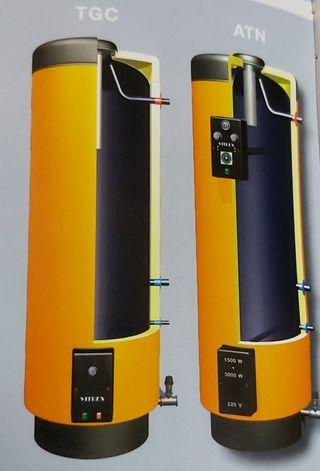Termo eléctrico, capacidad 300 litros