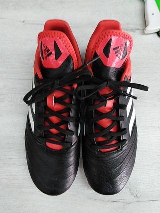 zapatillas de adidas niño tacos