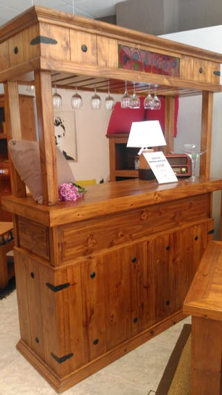 Mueble Bar alto