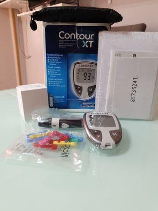 medidor de glucosa nuevo