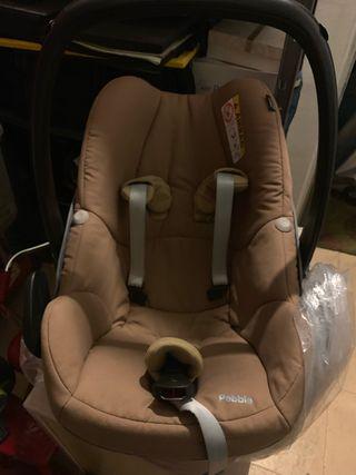 MAXICOSI Pebble silla con adaptadores bugaboo