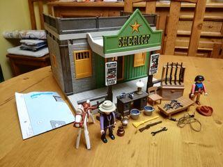 Oficina Sheriff Playmobil Ref. 7378