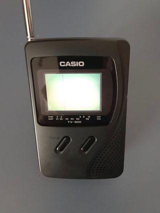 TV Portátil Casio TV600N