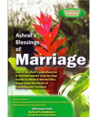Ashrafs blessings of Marriage book Kitab