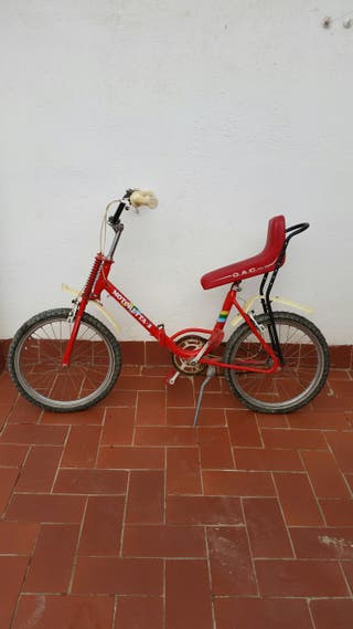 Bicicleta Motoretta 3GAC