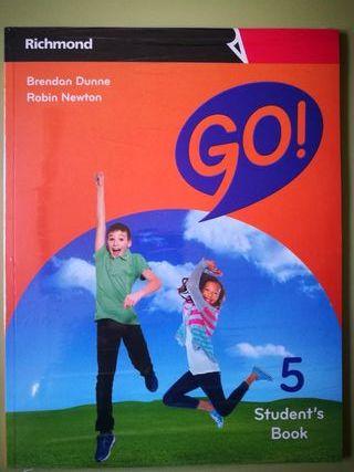 GO! Student Book. 5 primaria.