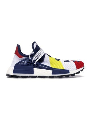 Adidas NMD Hu Pharrell Williams BBC