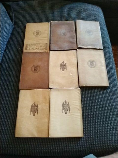 lote libros antiguos 1900