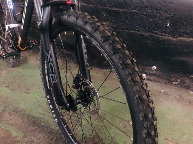 Bicicleta BH FSR IMPECABLE talla M
