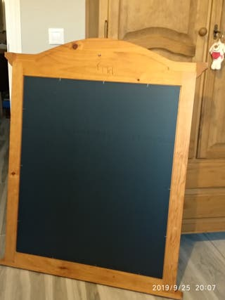 espejo de madera provenzal