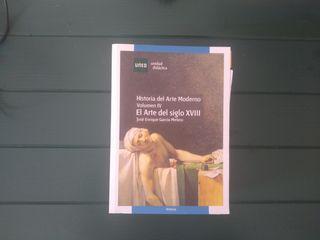 Libro UNED 2º Historia del Arte