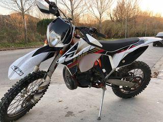 KTM exc 300 2t 2013 sixdays