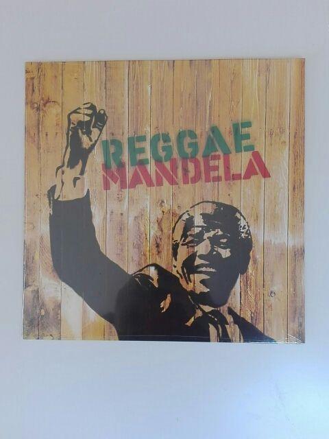 disco vinilo vv.aa - Reggae Mandela