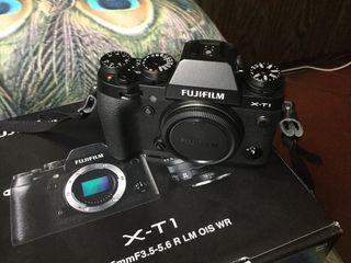 Fujifilm X-T1 (Solo cuerpo)