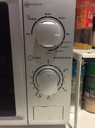 Microondas saivod poco usado