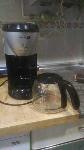 Cafetera de filtro Fagor Vitalia