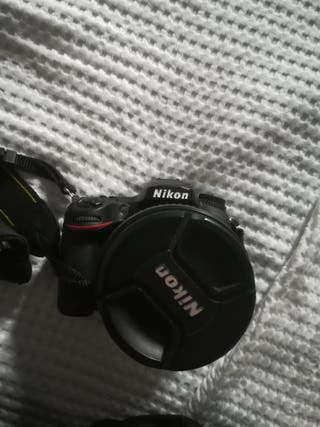 Cámara Reflex Nikon D7200