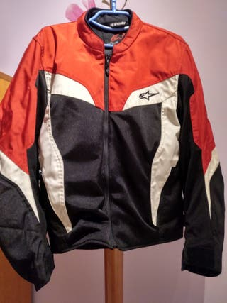 Jaqueta moto de dona Alpinestars