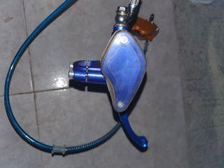 Kit freno completo Radial Pitbike Malcor